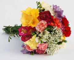 Medium Bouquet of  Guernsey Flowers - £29.95
